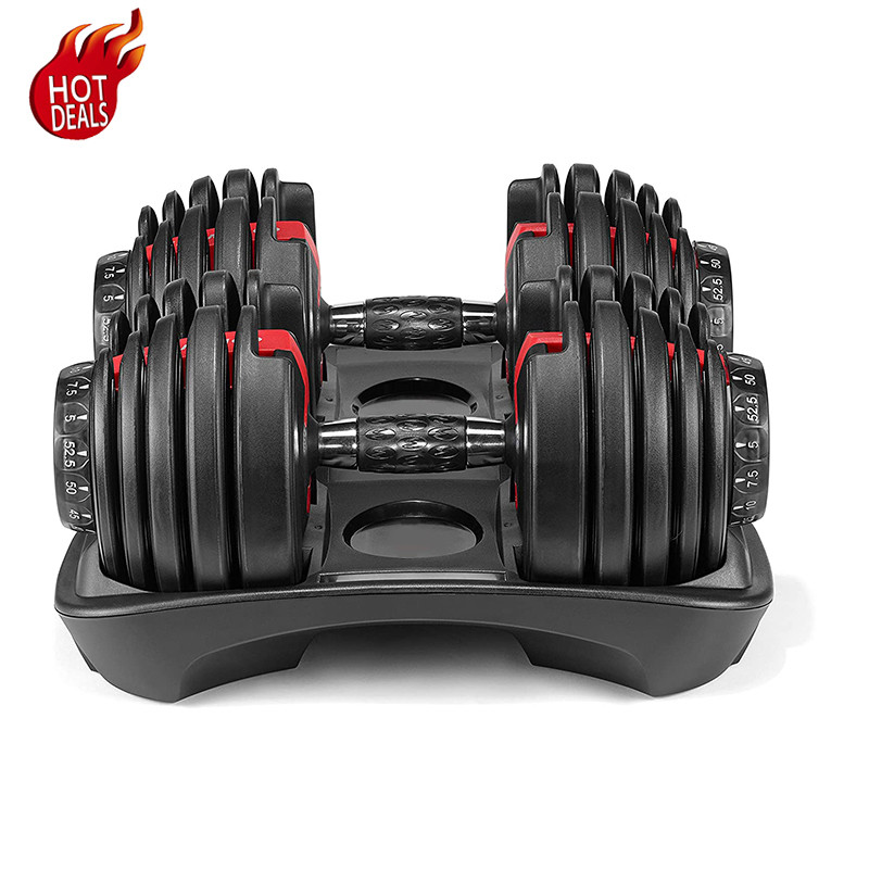 Wholesale Custom Online Buy Cheap Price Smart Nuo Nuobell Gym 90Lb 40 32 24 20 Kg Weight Adjustable Dumbbell