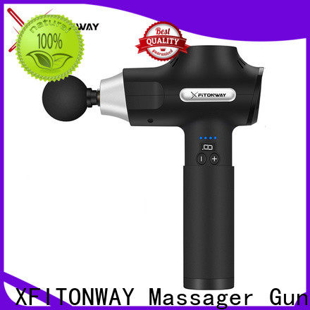 XFITONWAY good selling muscle massager machine with four head for neck pain relief