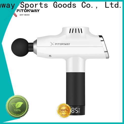 XFITONWAY wholesale muscle massager with removable battery for muscle tension relief