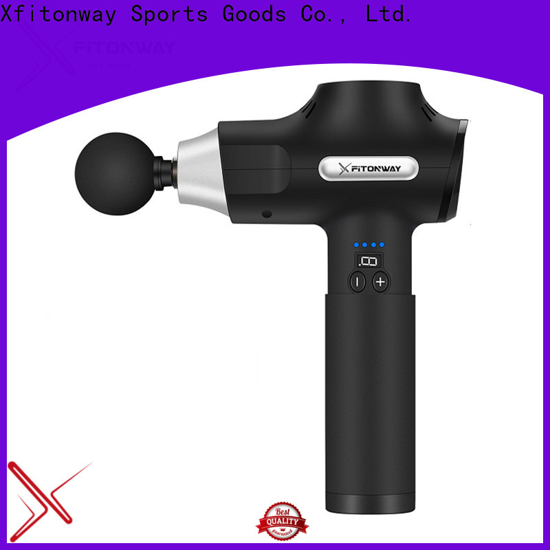 XFITONWAY stylish percussion body massager with four head for athletes