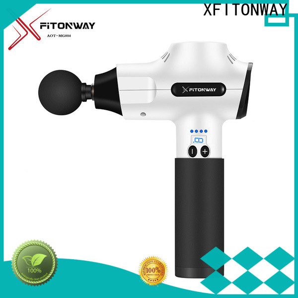 XFITONWAY electric best handheld percussion massager factory for athletes