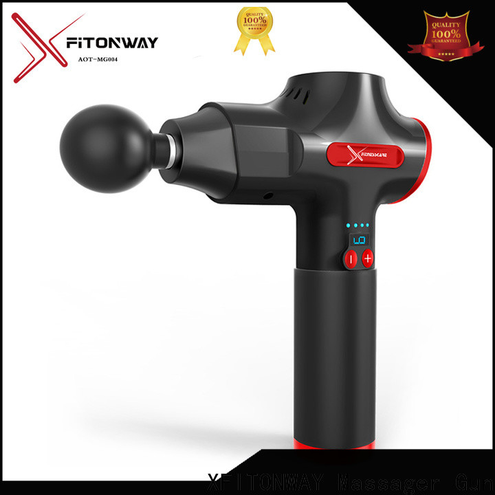 XFITONWAY muscle massager machine factory for athletes