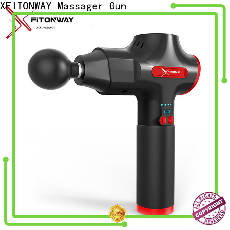 XFITONWAY best deep tissue back massager with customized services for shoulder