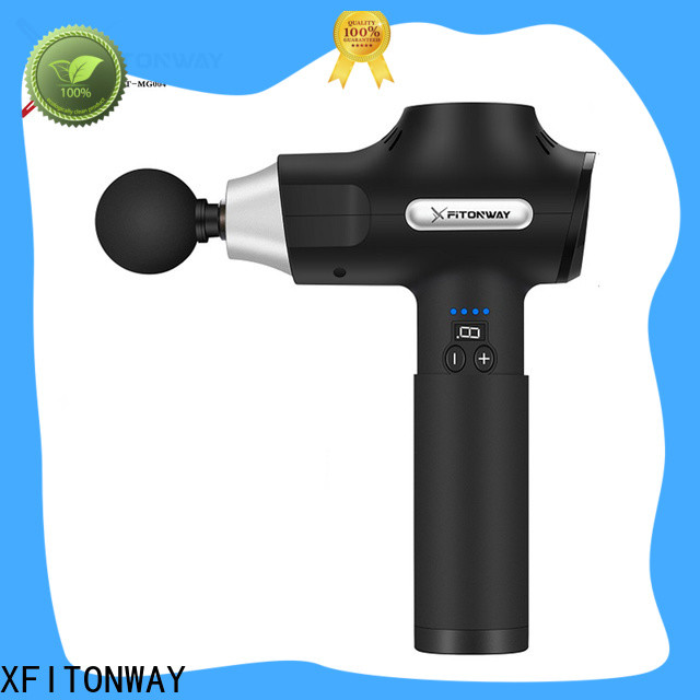 XFITONWAY professional handheld deep tissue massager with customized services for athletes