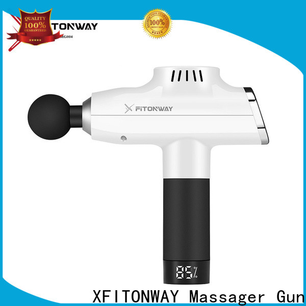 quiet deep tissue massage machine factory for muscle tension relief