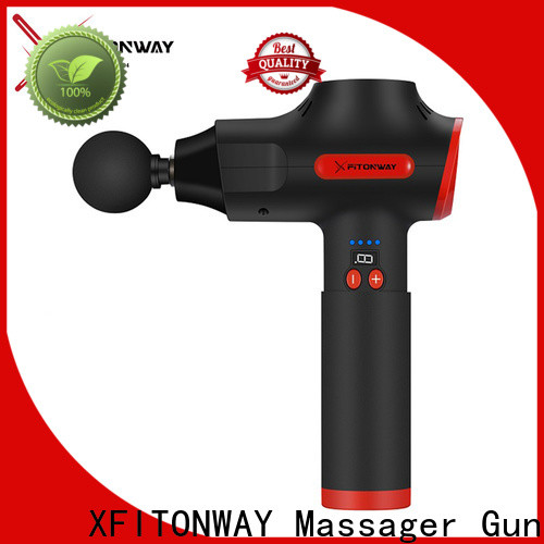 XFITONWAY best deep tissue back massager company for neck pain relief