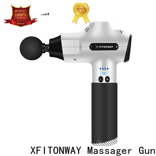 XFITONWAY best handheld percussion massager company for body