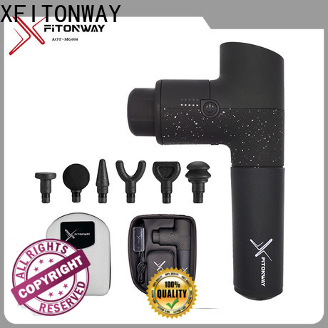 XFITONWAY percussion therapeutic massager with adjustable speeds for body