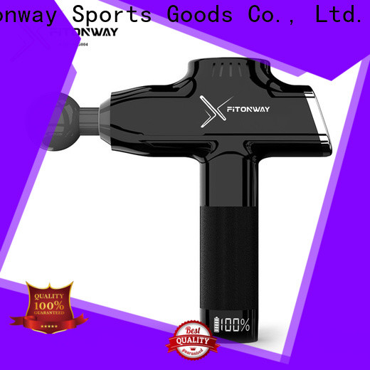 XFITONWAY hot sale portable muscle massager with customized services for muscle stiffness and soreness