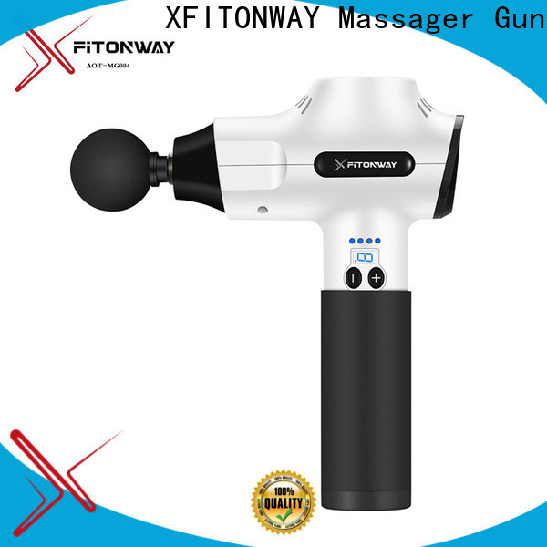 impulse best handheld percussion massager with customized services for deep relaxation