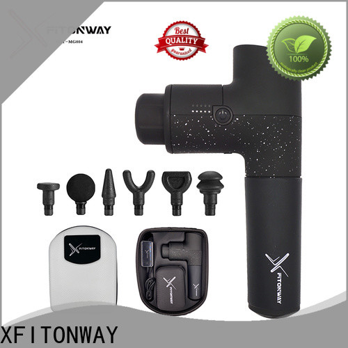 XFITONWAY personalized hand held muscle massager suppliers for body