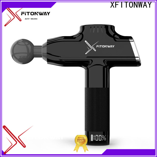 XFITONWAY handheld deep tissue massager factory for muscle stiffness and soreness
