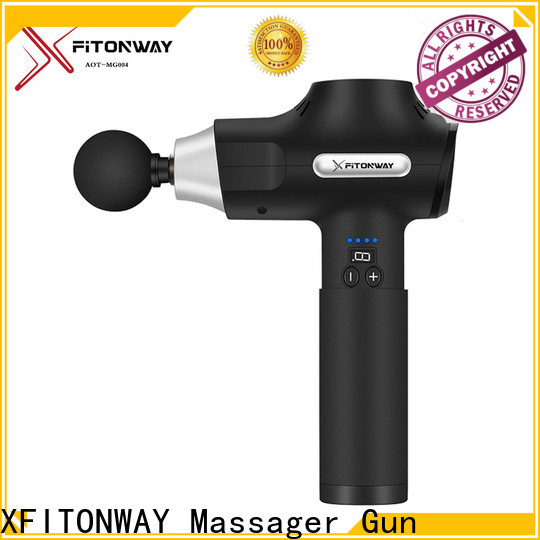 XFITONWAY best percussion massager supply for athletes