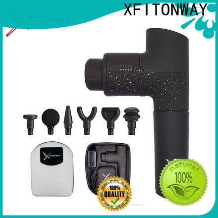 XFITONWAY good selling hand held muscle massager with customized services for neck pain relief