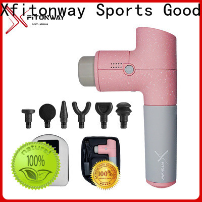 XFITONWAY hand held muscle massager supply for neck pain relief