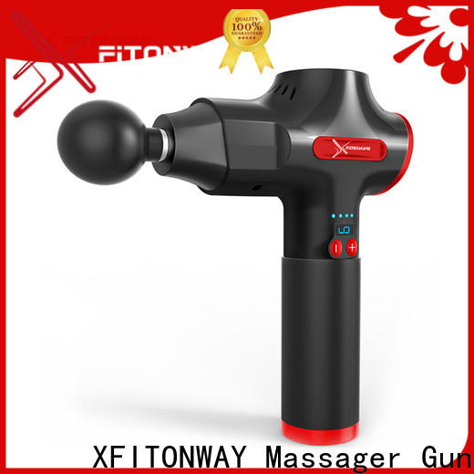XFITONWAY percussion therapeutic massager suppliers for shoulder
