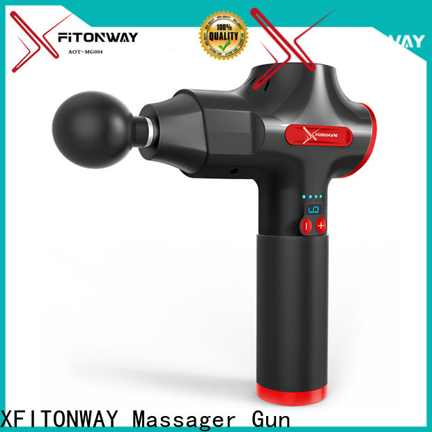 XFITONWAY new generation deep tissue massage machine factory for pain relief