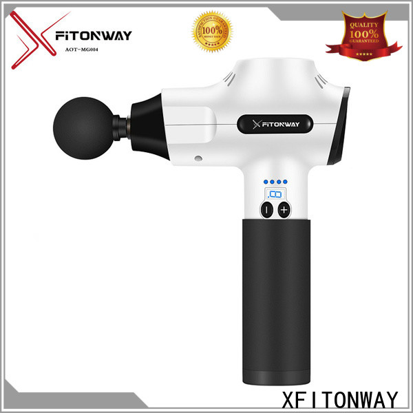 XFITONWAY hand held muscle stimulator factory for neck pain relief