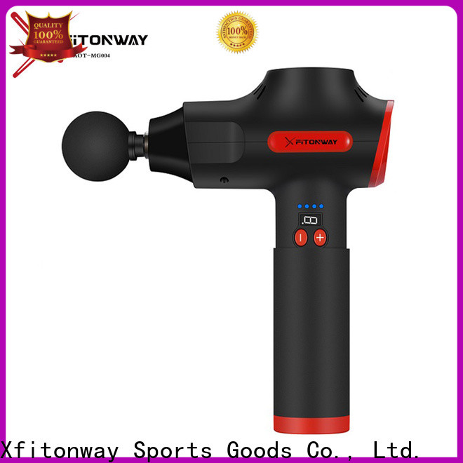 XFITONWAY quiet handheld percussion massager manufacturers for neck pain relief