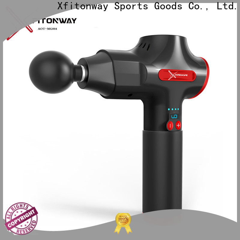 XFITONWAY top handheld deep tissue massager supply for athletes