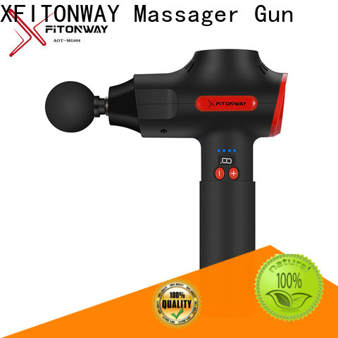 professional best percussion massager factory for neck pain relief