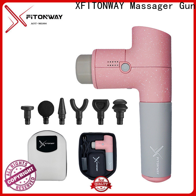 XFITONWAY professional percussion massager manufacturers for muscle tension relief