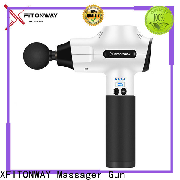 XFITONWAY personal percussion massager supply for muscle stiffness and soreness