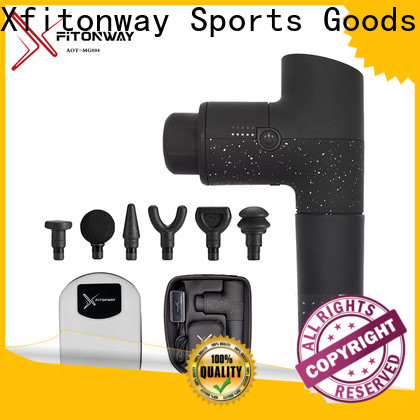XFITONWAY impulse muscle massager machine with four head for athletes