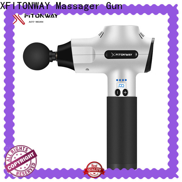 XFITONWAY portable muscle massager supply for neck pain relief