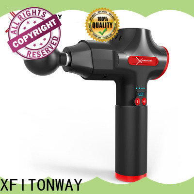 XFITONWAY custom professional deep tissue massager with customized services for pain relief