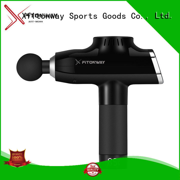 XFITONWAY new muscle therapy percussion massager with removable battery for athletes